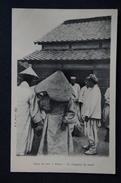 KOREA COREE SEOUL Le Chapeau De Deuil - Corée Du Nord