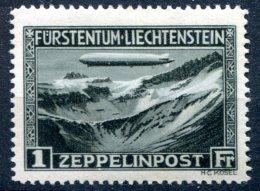 Liechtenstein                    PA   7  * - Poste Aérienne