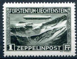 Liechtenstein                    PA   7  ** - Poste Aérienne