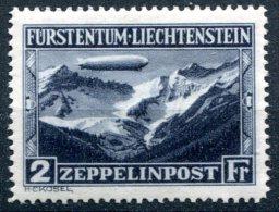Liechtenstein                    PA   8  ** - Poste Aérienne