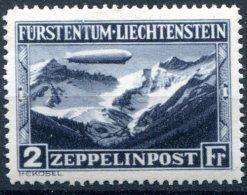 Liechtenstein                    PA   8  * - Poste Aérienne