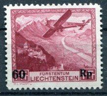 Liechtenstein                    PA   14  * - Poste Aérienne