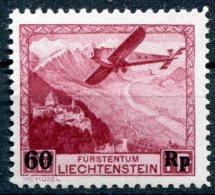 Liechtenstein                    PA   14  ** - Poste Aérienne
