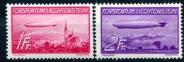 Liechtenstein                    PA   15/16  * - Poste Aérienne