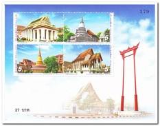Thailand 2007, Postfris MNH, Temple - Thailand