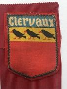 CLERVAUX  «ancien écusson En Tissu  Année 60/70. - Ecussons Tissu