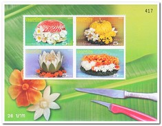 Thailand 2007, Postfris MNH, Food - Thailand
