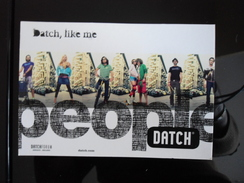 Bike Carte Postale - Advertising