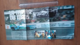 Poster Tiré D'un Magazine Formule 1 Années 70 - AUTO MATRA SIMCA TYPE 670 - Manifesti