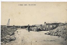 LENS - 1919 - Rue De La Gare - 3 - Lens
