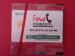 AND 22 - 50u Crédit Andorra 10000ex NEUVE NSB - Andorra