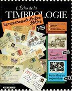 REVUE L'ECHO DE LA TIMBROLOGIE N°1568 De Septembre 1985 - Magazines