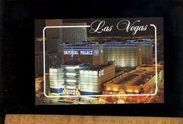 LAS VEGAS Nevada : Imperial Palace Hotel Casino  1995 - Autres
