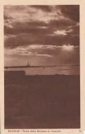 CARTOLINA VIAGGIATA SENZA F.BOLLO COLONIE ITALIANE -BENGASI -1931 (TX289 - Libia