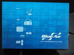 Blue Air Airlines Carte Postale - 1946-....: Moderne