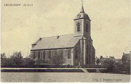 LEDEGEM - De Kerk - Uitg. Dessein-Coppin - Niet Gelopen - Ledegem