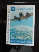 Flugplatzfest Carte Postale - 1946-....: Moderne