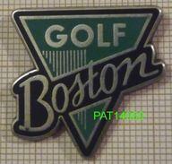 BOSTON GOLF  Matériel Pour Le Golf En ZAMAC - Golf