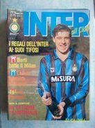 INTER FOOTBALL CLUB=N°11/1990=MATTHAUS+KLINSMANN+BERTI+BERGOMI+FERRI+ASTON VILLA - Sport