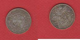 Maroc  / 200 Francs / KM 53 / TTB - Morocco