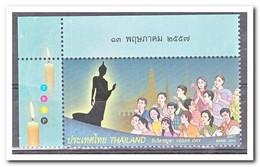 Thailand 2015, Postfris MNH, Visakha Puja Day - Thailand