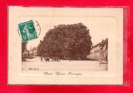 59-CPA DOUAI - SQUARE JEMMAPES - Douai
