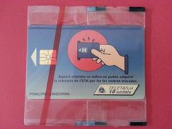 AND 38 10u Mailing STA Carte Jaunie NSB NEUVE - Andorra