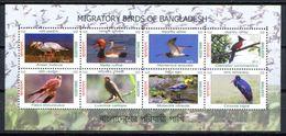 Bangladesh 2012 / Birds MNH Vögel Oiseaux Aves / Cu6324  5 - Vogels
