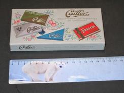 CHOCOLAT CAILLER - Boite Assortiment De Tablettes De Chocolat - Other Collections
