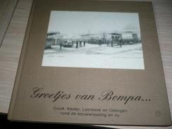 Gooik Kester Leerbeek Oetingen In Prentkaarten Rond 1900 100 Blz Groetjes Van Bompa - History