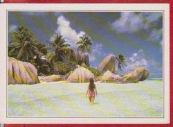 THE ROYAL COVE SEYCHELLES POSTCARD - Seychelles