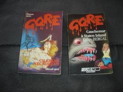Roman Gore     Blood-sex N° 5 .cauchemar A Staten Island N° 36 - Fleuve Noir