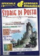STORIA DI POSTA - N° 18 - FEBBRAIO MARZO 2003 - SPECIALE CRONACA FILATELICA - Italiane (dal 1941)