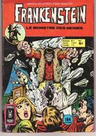 FRANKENSTEIN N° 6 Comics Pocket 1976 (très Très Bon état) Poids 130 Gr - Frankenstein