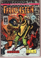 FRANKENSTEIN N° 5 Comics Pocket 1976 (très Très Bon état) Poids 130 Gr - Frankenstein