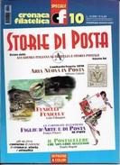STORIA DI POSTA - N° 10 - FEBBRAIO MARZO  2001 - SPECIALE CRONACA FILATELICA - Italiane (dal 1941)