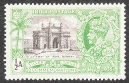 India - Scott #142 MH (1) - 1911-35 Roi Georges V