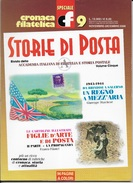 STORIA DI POSTA - N° 09 - NOVEMBRE DICEMBRE  2000 - SPECIALE CRONACA FILATELICA - Italiane (dal 1941)