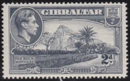 Gibraltar     .    SG     .    124    Perf. 14  .   **   .    Postfris    .    /  .      MNH - Gibraltar