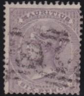 Mauritius     .    SG     .     63      .       O      .   Gebruikt    .    /  .   Cancelled - Mauritius (...-1967)