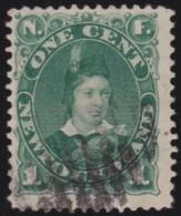 Newfoundland         .    SG     .     50    .       O      .   Gebruikt    .    /  .   Cancelled - 1865-1902