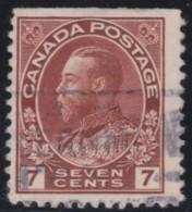 Canada        .    SG     .    251      .       O      .   Gebruikt    .    /  .   Cancelled - 1911-1935 Regering Van George V