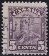 Canada        .    SG     .      279    .       O      .   Gebruikt    .    /  .   Cancelled - 1911-1935 Regering Van George V
