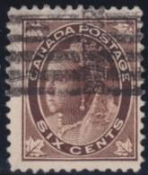 Canada        .    SG     .      147    .       O      .   Gebruikt    .    /  .   Cancelled - 1851-1902 Regering Van Victoria