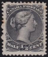 Canada          .    SG     .     53    .       (*)      .   Geen Gom   .    /  .   No Gum - 1851-1902 Regering Van Victoria