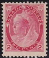 Canada          .    SG     .     155      .       (*)      .   Geen Gom   .    /  .   No Gum - 1851-1902 Regering Van Victoria