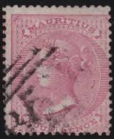 Mauritius       .    SG     .     48     .       O      .   Gebruikt    .    /  .   Cancelled - Mauritius (...-1967)