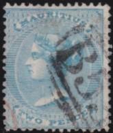 Mauritius       .    SG     .     47       .       O      .   Gebruikt    .    /  .   Cancelled - Mauritius (...-1967)