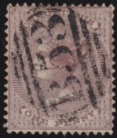 Mauritius       .    SG     .     56w  Wmk  Inverted       .       O      .   Gebruikt    .    /  .   Cancelled - Mauritius (...-1967)