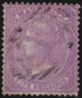Mauritius       .    SG     .     72      .       O      .   Gebruikt    .    /  .   Cancelled - Mauritius (...-1967)